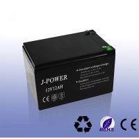 厂家供应12V12AH蓄电池光伏发电系统 电瓶品质保障