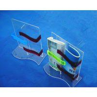 亚克力制品 有机玻璃制品 亚克力资料架 有机玻璃资料架
