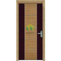 品牌沃贝特生产优质生态门、隔音铝合金门蜂窝铝门芯