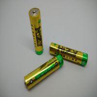 直销无汞环保可出口AAA碱性7号干电池 电动牙刷电池LR03 一盒60个