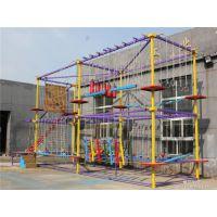 儿童拓展器械探险乐园/冒险岛 /儿童高空体能训练营/拓展器械厂家