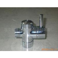 供应欧文水暖淋浴花洒水龙头用全铜四分快开分水器OV-F817-4