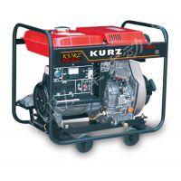 3kw小型柴油发电机5kw