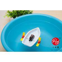 科学小玩具-明轮船