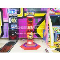 广州漫通科技厂家直销龙拳可乐拳击礼品游戏机 真人拳击测力量游戏机 投币游艺机