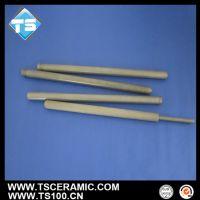 厂家定做铝液测温用氮化硅陶瓷热电偶保护管