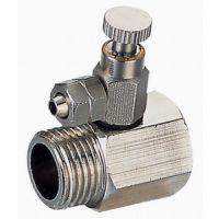 纯水机净水器接头配件4分六角进水三通 不锈钢2分铜球阀