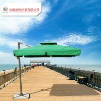 【昆明休闲伞生产厂家】 昆明广告伞 昆明侧立伞 昆明香蕉伞