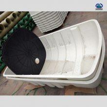 0.8m3的化粪池哪里有卖的 山区玻璃钢SMC化粪池价格 河北华强