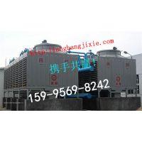 太仓冷却塔125吨方形横流式冷却塔