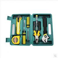 汽车维修用品包 车用应急工具箱套装 汽车工具 8合一车载工具箱