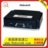 美国RoboteQ伺服驱动器DMC2460直流有刷单轴驱动器无刷