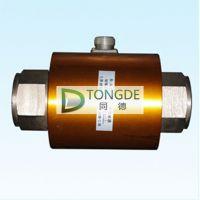 北京京晶 矿用张力传感器型号:GAD10(0~10T) 外壳防护等级:ⅠP54。