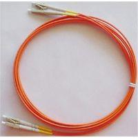 厂家直销LC-LC多模双芯光纤跳线 3米光纤跳线 可定制不同长度
