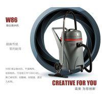 高美W86工业吸尘器无尘车间吸水机