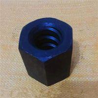 精轧螺母,精轧预应力锚具供应商,平端精轧螺母图片