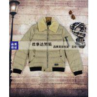 新款时尚男装棉衣外套型男外套