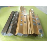 可冲1.5mm厚不锈钢管 镀锌管 货架型材管电动冲孔机 正谷管材加工机械