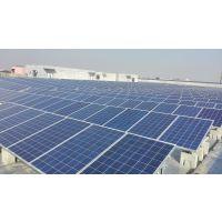 众工新能源1000KW工业屋顶太阳能发电系统