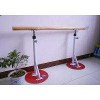 落地式舞蹈把杆地面固定水曲柳把杆专业舞蹈杆体育用品压腿杆