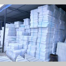 污水处理站塑料方形网格哪里有卖的 厚度3厘米 河北华强