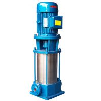 多级管道离心泵25GDL2-12*7清水泵 加压泵