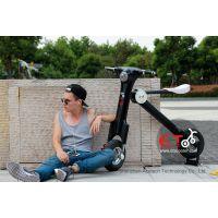 爱斯特 AT185 ET电动车 折叠滑板车 时尚环保电动自行车
