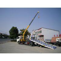 一拖二道路清障车改装厂价格15897612260施救车销售电话