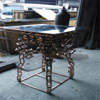 供应不锈钢电脑桌子 不锈钢桌子设计