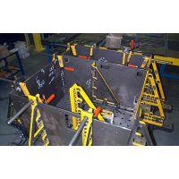 供应三维柔性焊接工装平台/三维柔性组合工装/三维焊接组合夹具/三维柔性铸铁平台/三维不锈钢焊接平台