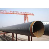 防腐螺旋焊管-环氧煤沥青防腐钢管-3PE防腐钢管