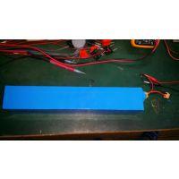 动力锂电池组/48V电动滑板车锂电池组/锂电池组设计加工定制