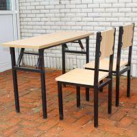早餐店方便摆放餐桌椅