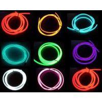 长期供应 精品EL发光电子产品冷光线 EL礼品节能装饰品