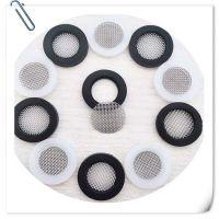 供应热水器过滤网片 四分管橡胶包边密封垫圈 深圳金丰供应