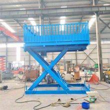 德阳屠宰场升降装卸台 德阳养殖场装卸猪台 坦诺厂家可定做移动固定式