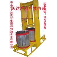 金天达提炼猪油用不锈钢炼猪油锅
