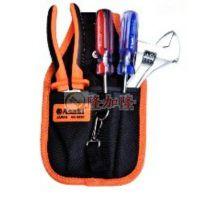 工具五金  雅赛崎AK-9990工具腰包(6袋)