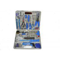 贝斯特45件电讯电工工具组合套装家用家庭电脑维修五金工具箱