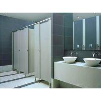 深圳明志达卫生间蹲位隔断防潮防水,厂家直销优质价廉PVC厕所塑料隔断