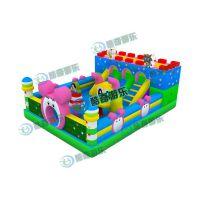 2015***挣钱的儿童玩具--哪里恐龙城堡模型***逼真