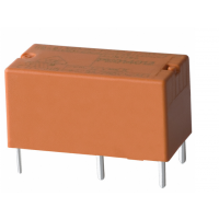 TE功率继电器12VDC 5A PCB安装 1393219-6