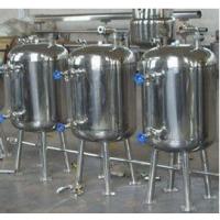 广东方联厂家生产不锈钢储运设备 不锈钢医用储罐