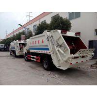 全密封型东风大型压缩式垃圾车参数配置价格图片13135738889