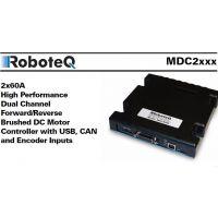 世界直流伺服一拖二双通道驱动器FBL2360金属美国Roboteq品牌电动堆高车