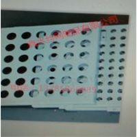 白色塑料孔板/塑料冲孔板/白色塑料圆孔网