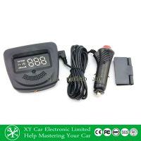 源喜汽车安全提示多功能GPS HUD 平视显示器 点烟器 XY-203