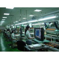 广东液晶显示屏装配生产线,链条生产线