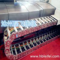 磊飞生产TL180III机床穿线钢制拖链