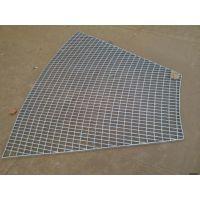 钢格栅钢梯北京金坤钢格板G303/30/100热镀锌钢格栅板踏步板沟盖板